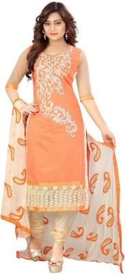 ARSHIMPEX Embroidered Kurti & Salwar(Stitched)
