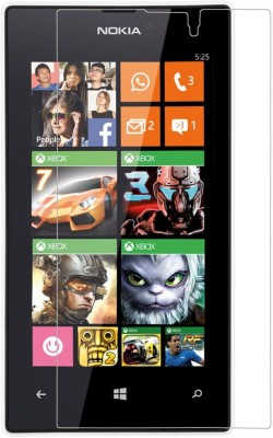 Bepak Screen Guard for Nokia Lumia 525 Lumia 520(Pack of 3)