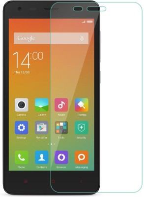 Bepak Tempered Glass Guard for Xiaomi Mi Redmi 2 Redmi 2S Redmi 2 Prime(Pack of 1)