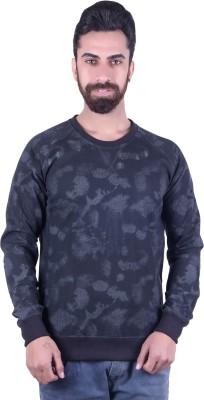 EMERA Full Sleeve Printed Men's Sweatshirt