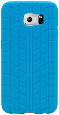 Cubix Back Cover for SAMSUNG Galaxy S6 Blue
