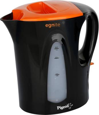 Pigeon Egnite Electric Kettle - 1.0 L Electric Kettle