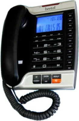 Beetel M70 M-BEETEL Corded Landline Phone(Black) Corded Landline Phone(Black)  available at flipkart for Rs.2399
