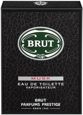 Brut Musk Eau De Toilette  -  100 ml(For Men)