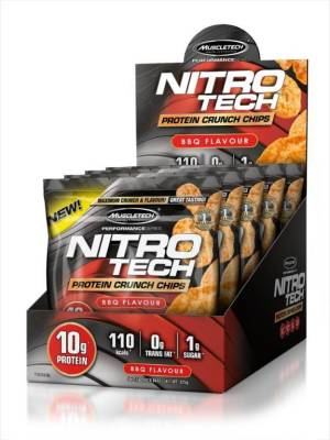 Muscletech Performance Series Nitrotech Crunch Protein Chips