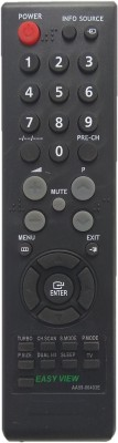 LipiWorld AA59-00403E Lcd Led Tv Universal Remote Control For Samsung Led/Lcd Remote Controller(Black)