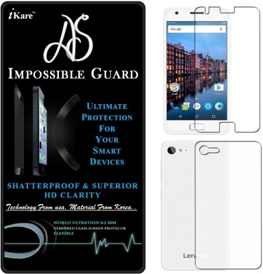 AS Impossible Screen Guard for Lenovo Z2 Plus Front & Back(Pack of 1)