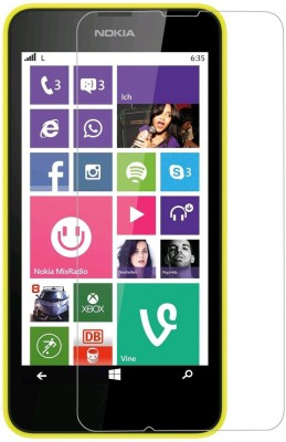 Bepak Screen Guard for Nokia Lumia 630(Pack of 3)