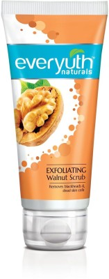 Everyuth Naturals Exfoliating Walnut  Scrub(100 g)