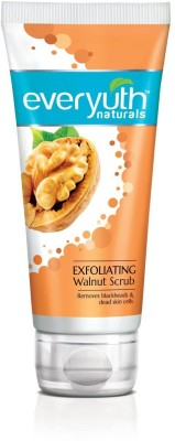 Everyuth Naturals Exfoliating Walnut  Scrub(50 g)