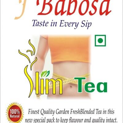 jbabosa slim tea Herbal Tea(50 g, Pouch)  available at flipkart for Rs.160