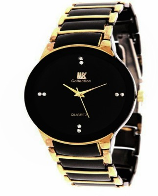 iik 101 black watches for men look like partwear and luxuery.....judge Watch  - For Men   Watches  (IIK)