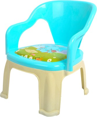 Baybee Plastic Chair(Finish Color - Blue)