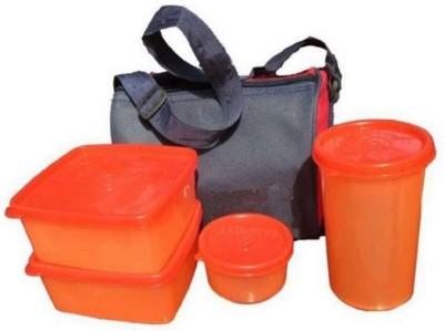 Expertservice Consultancy TOPWARE LUNCH BOXES_04_02 4 Containers Lunch Box 1000 ml
