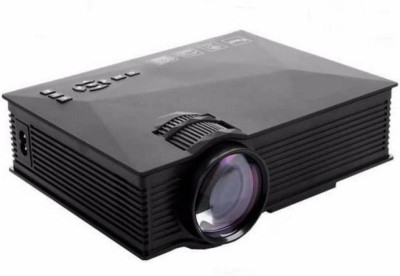 PLAY AP PLAY PROJECTOR-04-BLK 1800 lm LED Cordless Mobiles Portable Projector(Black) at flipkart