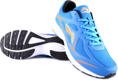 Li-Ning Carbon Running Shoes For Men(Blue)  available at flipkart for Rs.1076