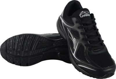 Li-Ning Carbon Running Shoes(Black)  available at flipkart for Rs.1076