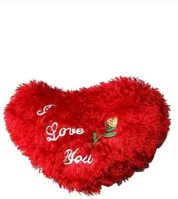 soniya enterprises heart   35 cm Red soniya enterprises Soft Toys