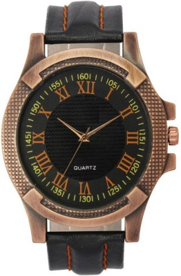 piu collection PC_VL_Copper Black Stylish watch for new trend Hybrid Watch  - For Men   Watches  (piu collection)