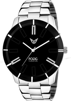 Fogg 2042-BK Modish Analog Watch For Men
