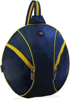 My Pac Db My Pac Ultra Trendy Sporty backpack gym bag for men blue C11586-5 15 L Backpack(Blue)  available at flipkart for Rs.1090