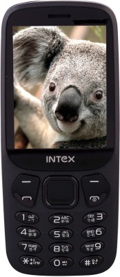 Intex Turbo Selfie 18(Black)