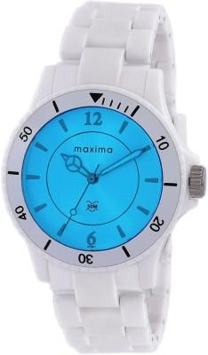 Maxima O-45991PPLN  Analog Watch For Women