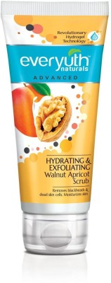 Everyuth Naturals Advanced Hydrating & Exfoliating Walnut Apricot Scrub(100 g)