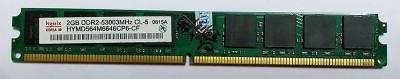 Hynix 2 DDR2 2 GB (Dual Channel) PC (HYMD2GB)