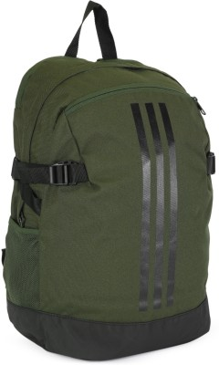 7bf5e2188505 Buy ADIDAS BP POWER IV M 27 L Backpack(Green) on Flipkart ...