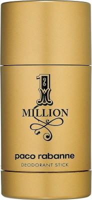Paco Rabanne 1 MILLION Deodorant Stick  -  For Men(75 ml)  available at flipkart for Rs.2990