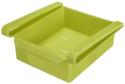 Bluzon Multi Functional Study Table Rack / Fridge Storage Rack / Plastic Kitchen Rack(Green)  available at flipkart for Rs.197