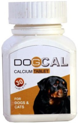 dogsera petcare pvt. ltd. Calcium Supplement Tablet(30 tablets)  available at flipkart for Rs.160