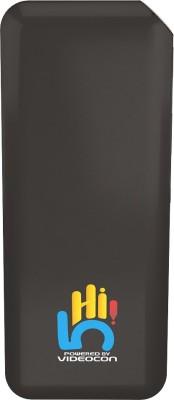 Videocon 10000 mAh Power Bank (VH-0B100L01)(Black, Lithium-ion)