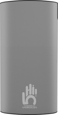 Videocon 10000 mAh Power Bank (VH-0B100P02)(Grey, Lithium Polymer)