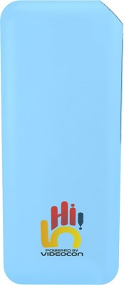 Videocon 10000 mAh Power Bank (VH-0B100L01)(Blue, Lithium-ion)