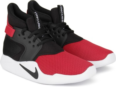 Nike INCURSION MID Sneakers For Men(Red, Black) 1