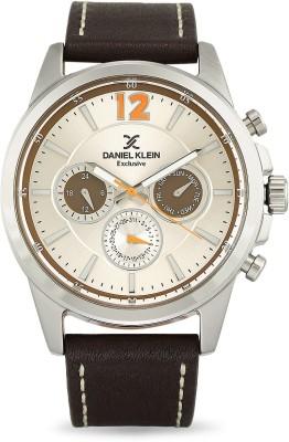 Daniel Klein DK11482-5  Analog Watch For Men