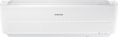 Samsung Wind Free 1 Ton 5 Star BEE Rating 2018 Inverter AC  - White(AR12NV5XEWK/NA, Alloy Condenser)