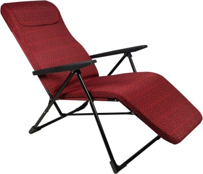 Grand Metal Living Room Chair(Finish Color - Red Circle)