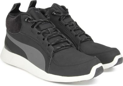 587797a4356 Puma ST Trainer Evo Slip-on DP Sneakers For Men(Black)