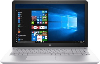 Image of HP Pavilion Core i7 8th Gen  15-CC134TX Laptop which is one of the best laptops under 80000
