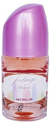 Rasasi Feelings Deo Roll On Deodorant Roll-on  -  For Women(50 ml)  available at flipkart for Rs.299