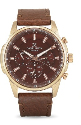 Daniel Klein DK11603-5  Analog Watch For Men