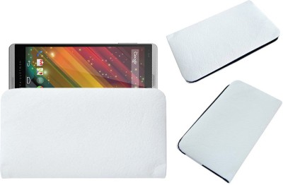 ACM Pouch for Hp Slate 6 Voicetab 2(White, Cases with Holder)