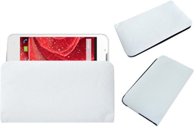 ACM Pouch for Lava Iris 500 White, Cases with Holder