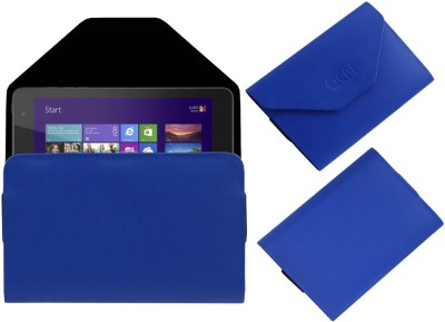 ACM Pouch for Dell Venue 8 Pro 5000 Series(Blue, Cases with Holder, Artificial Leather)
