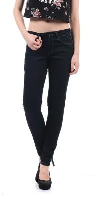 Pepe Jeans Regular Women Black Jeans