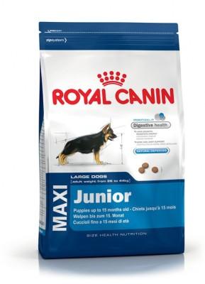 Royal Canin Maxi Junior 4 kg Dry Dog Food
