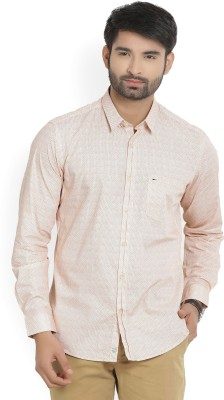 Indigo Nation Men's Printed Casual Shirt